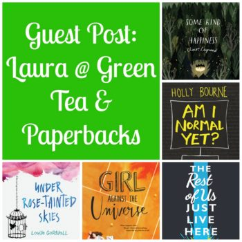 Guest Post from Green Tea and Paperbacks