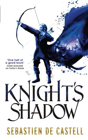 Knight's Shadow by Sebastien de Castell