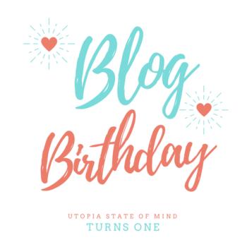 Utopia State of Mind Blog Birthday
