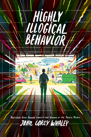 Book Review of Highly Illogical Behaviour by John Corey Whaley