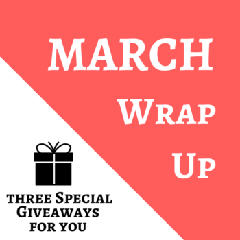 March Monthly Book Wrap Up