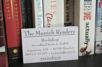 The Munich Readery Tour