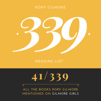 Rory Gilmore Reading List with 339 Books