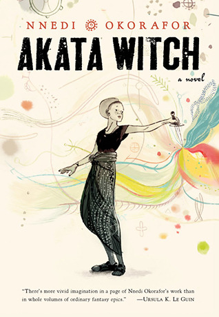 Book Review of Akata Witch by Nnedi Okorafor