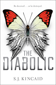 Book Review of the Diabolic by SJ Kincaid