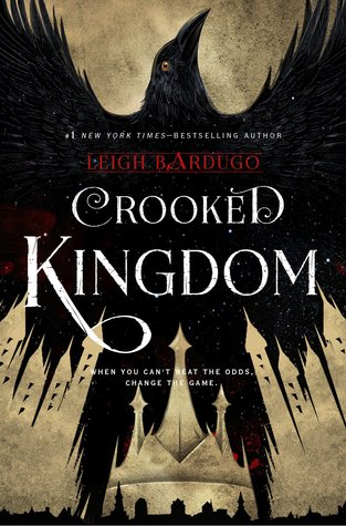 Book Review of Crooked Kingdom by Leigh Bardugo