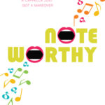 Book Review of noteworthy by riley redgate