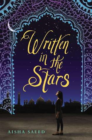 Book Review of Written in the Stars by Aisha Saeed