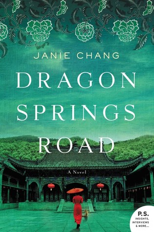 Book Review of Dragon Springs Road by Janie Chang