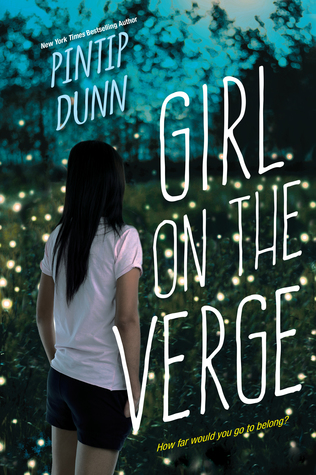 Book Review Girl on the Verge by Pintip Dunn