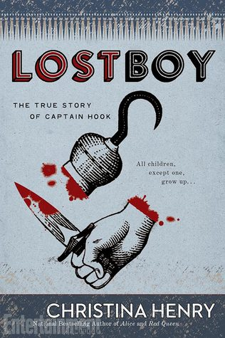 Book Review Lost Boy by Christina Henry