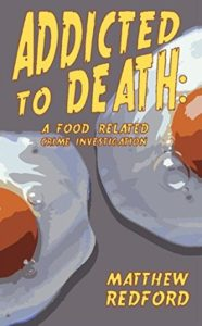 Book Review Addicted to death by mathew redford