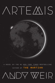 book review Artemis by andy weir