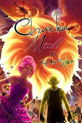 Book Review Chameleon Moon by Roanna Sylver