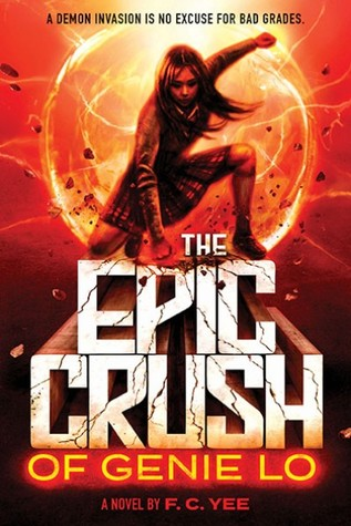 Book Review of The Epic Crush of Genie Lo by F.C. Yee