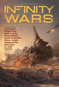 Book Review Infinity Wars by Jonathan Strahan