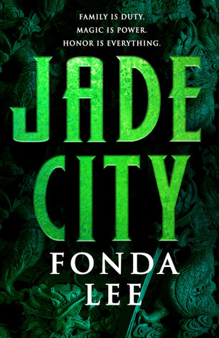 book review Jade City by Fonda Lee