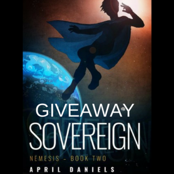 Sovereign by April Daniels Giveaway