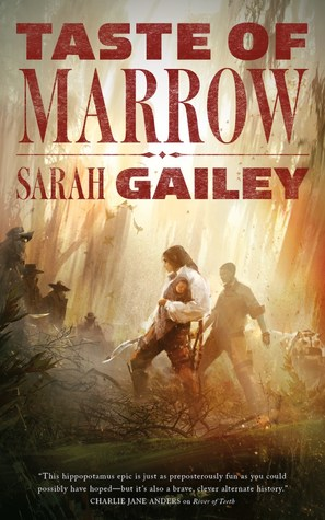 Book Review Taste of Marrow by sarah Gailey
