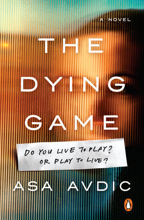 Book Review The Dying Game by Åsa Avdic