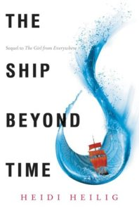 Book Review the ship beyond time by heidi heilig