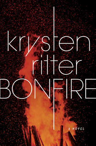 book review Bonfire by Krysten Ritter
