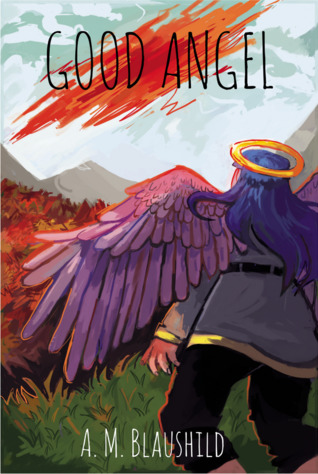 Book Review Good Angel by AM Blaushild