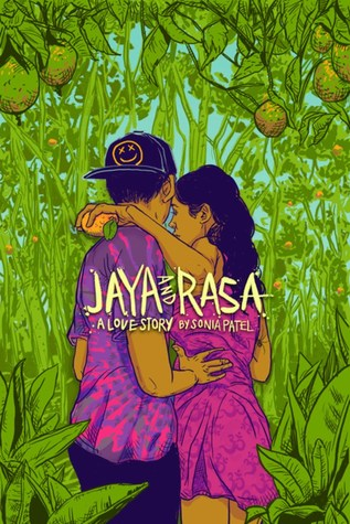 Book Review Jaya and Rasa by Sonia Patel