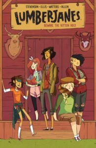 Book Review Lumberjanes Vol 1