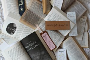 Books and Bookmarks