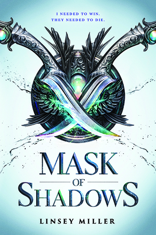 Book Review Mask of Shadows by Linsey Miller