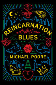 Book Review of Reincarnation Blues by Michael Poole