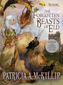 Book REview The Forgotten Beasts of Eld by Particia McKillip