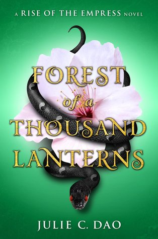 Book Review Forest of a Thousand Lanterns by Julie C Dao