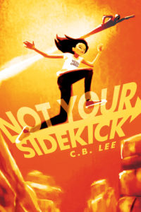 Book Review Not Your Sidekick by CB Lee
