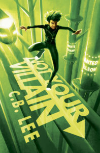 book review not your villain by cb lee