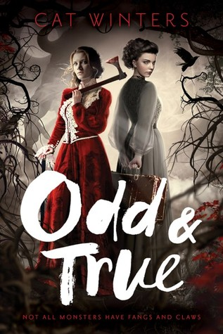 Book Review Odd and True by Cat Winters