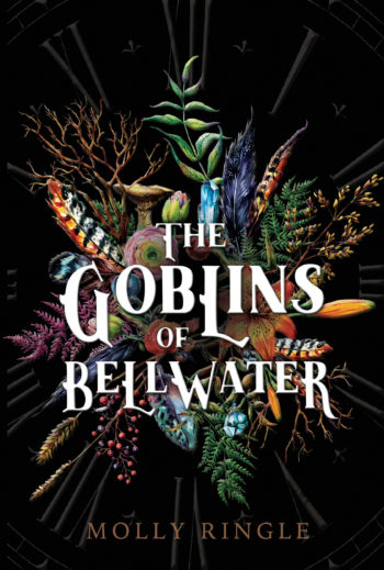Book Review the Goblins of Bellwater by Molly Ringle