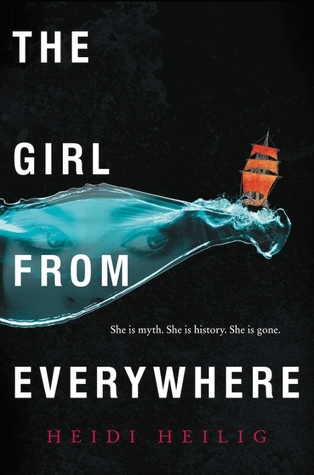 Book Review The Girl from Everywhere by Heidi Heilig