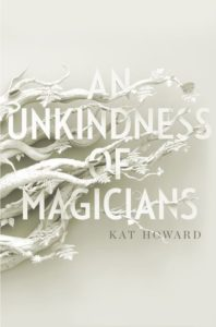 Book review an unkindness of magicians by kat howard