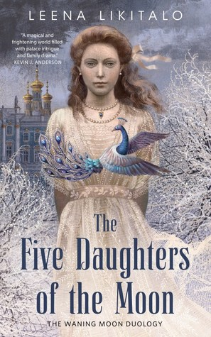 book review Five Daughters of the Moon by Leena Likitalo