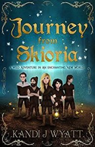 book review Journey from Skioria by kandi j wyatt