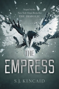 book review The Empress by SJ Kincaid