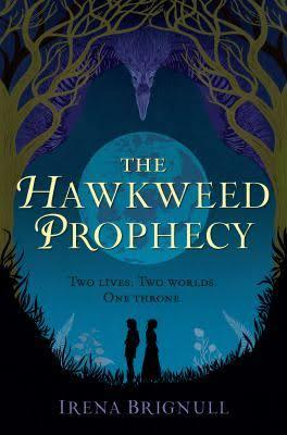 book review hawkweed prophecy by irena brignull