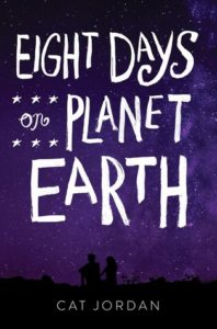 book review Eight Days on Planet Earth by Cat Jordan