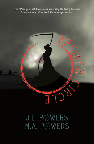 book review The Broken Circle by JL Powers