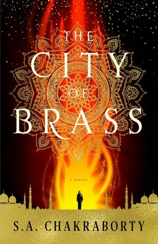 book review The City of Brass by SA Chakraborty