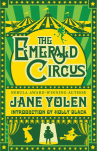 book review The Emerald Circus by Jane Yolen