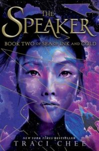 book review The Speaker by Traci Chee