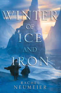 book review Winter of Ice and Iron by Rachel Neumeier